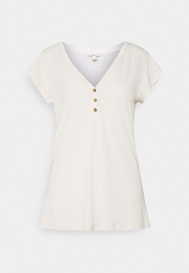 T-shirt basic - light beige
