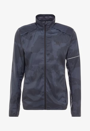 AGILE WIND  - Sports jacket - ebony black