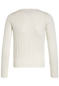 Polo Ralph Lauren - MINI CABLE - Cardigan - warm white - 1