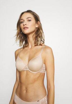 DAY TO NIGHT MEMORY - Underwired bra - beige doré