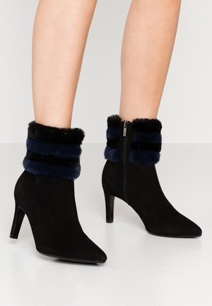 UDINE - Classic ankle boots - schwarz