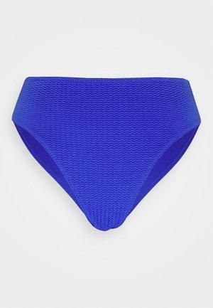 SEA DIVE HIGH RISE - Bikini bottoms - cobalt