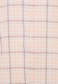 Missguided - CHECK - Button-down blouse - pink - 2