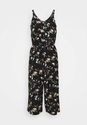 VMSIMPLY EASY CULOTTE - Jumpsuit - black