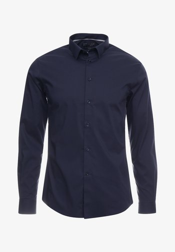 MASANTAL - Formální košile - navy