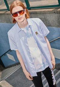 MOSCHINO - BLOUSE - Shirt - light blue - 3