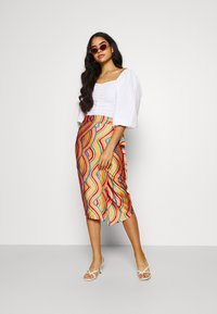 Never Fully Dressed - MULTI USE RAINBOW JASPRE SKIRT - Pencil skirt - multi - 1
