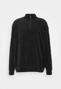 Weekday - DENNON UNISEX  - Sweatshirt - black - 4
