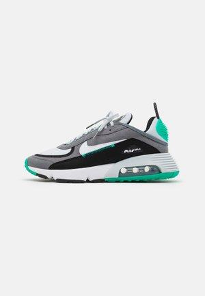 AIR MAX 2090 - Sneakers basse - smoke grey/white/black/clear emerald/pure platinum