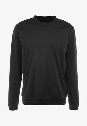 SHIELD VICTORY CREW - Långärmad tröja - black