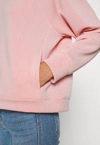 YAS - YASCOMO  - Hoodie - silver pink - 5