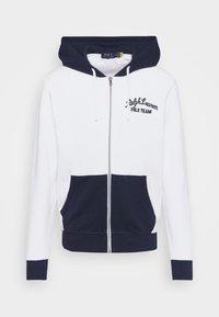 Polo Ralph Lauren - Zip-up hoodie - white/multi - 5