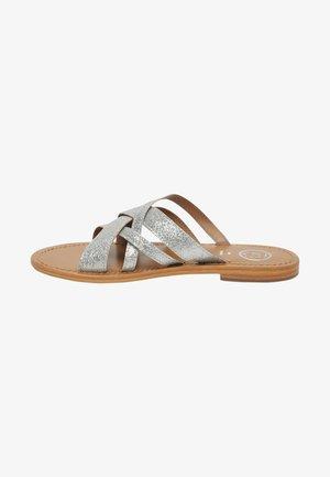CLOT - Mules - silver