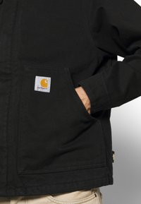 Carhartt WIP - ARCAN JACKET NAPERVILLE - Jeansjacka - black rinsed - 5