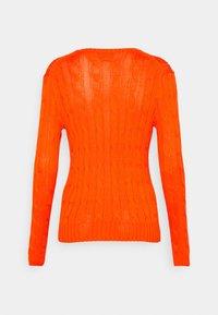 Polo Ralph Lauren - CLASSIC - Jumper - fiesta orange - 5