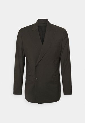 SIMON COMFORT - Suit jacket - hunter green
