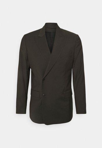 SIMON COMFORT - Suit jacket - hunter green