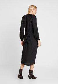 GAP - ZEN MIDI - Day dress - true black - 2