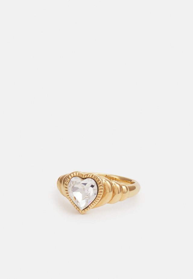 BE MY LOVER - Anello - gold-coloured