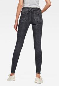 G-Star - LYNN - Jeans Skinny Fit - dusty grey - 1