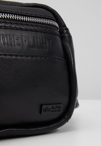 Alpha Industries - WAISTBAG - Bum bag - black - 6