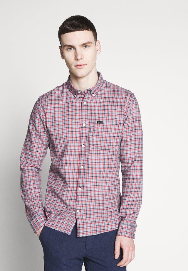 SLIM FIT - Shirt - poppy red