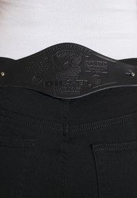 Diesel - BLESSIK  - Flared Jeans - black - 9