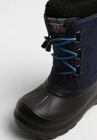 Viking - ISTIND - Zimní obuv - mid blue/black - 2