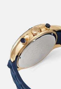 Versus Versace - VOLTA - Kronografklockor - blue/gold-coloured - 4