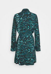 Diane von Furstenberg - VALERIA - Short coat - dark green - 1