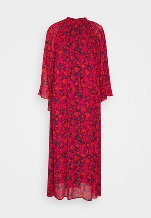 AGATHE DRESS - Day dress - pink winter