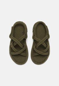 Copenhagen Shoes - SAFARI - Sandals - green - 4