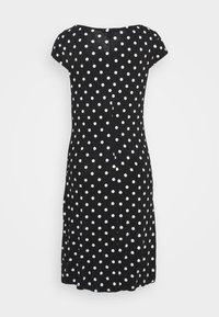 Anna Field - Vestido de tubo - black/white - 1