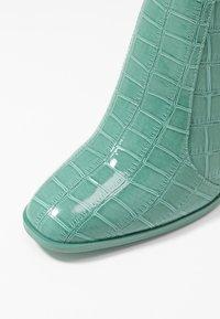 RAID - CYNTHIA - Stivali con i tacchi - turquoise - 2
