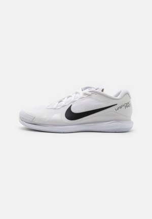 COURT AIR ZOOM VAPOR PRO - Multicourt tennis shoes - white/black