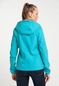 Schmuddelwedda - Outdoor jacket - turquoise - 2