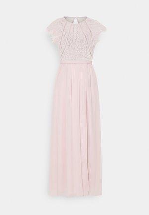 Společenské šaty - dusty pink