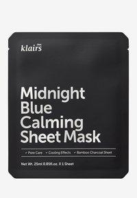 klairs - MIDNIGHT BLUE CALMING MASK 25ML 2 MASK PACK - Masker - - - 1