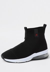 River Island - High-top trainers - black - 1