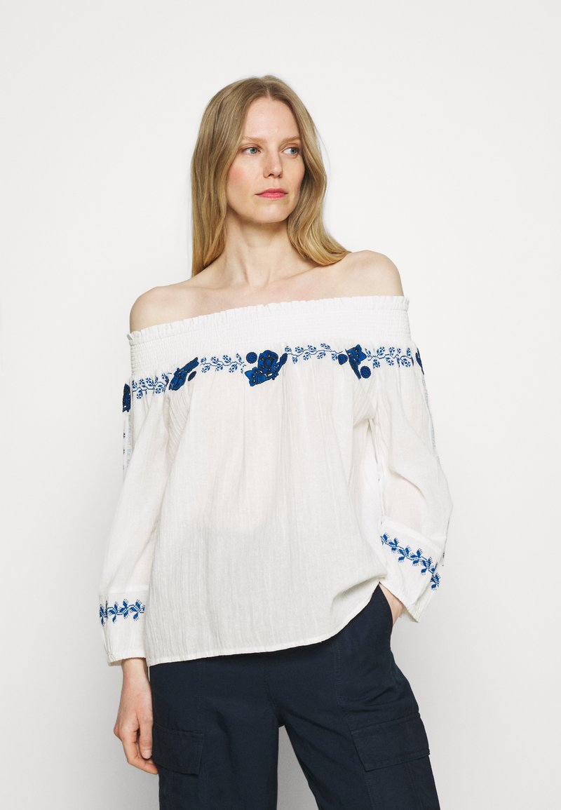Desigual - SENA - Tunic - white