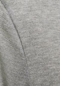 RIANI - Long sleeved top - grey - 2