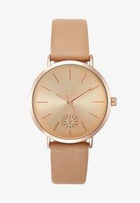 Anna Field - Chronograph watch - beige - 0