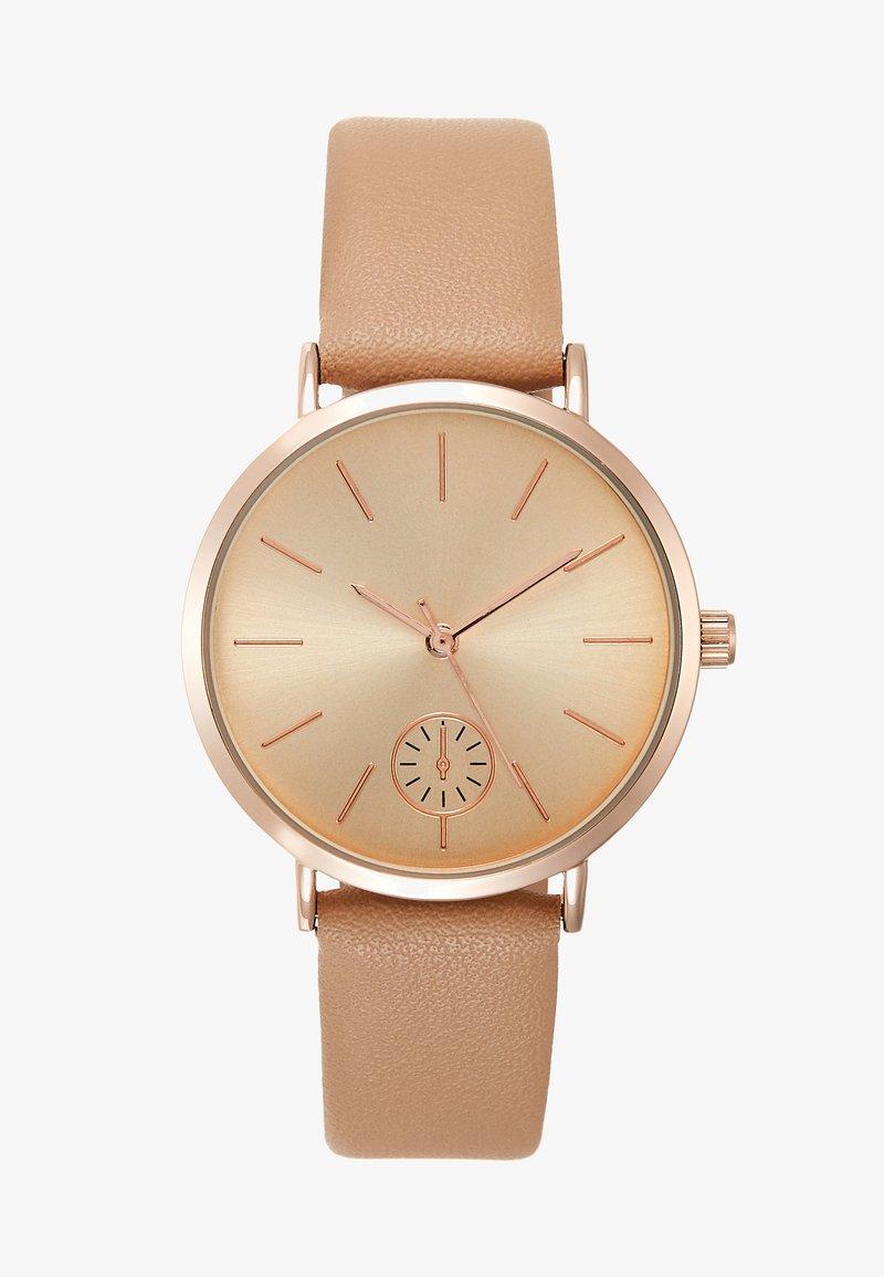 Anna Field - Chronograph watch - beige