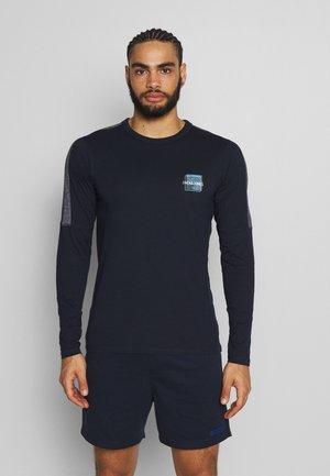 JCOKELLAN CREW NECK - Long sleeved top - sky captain