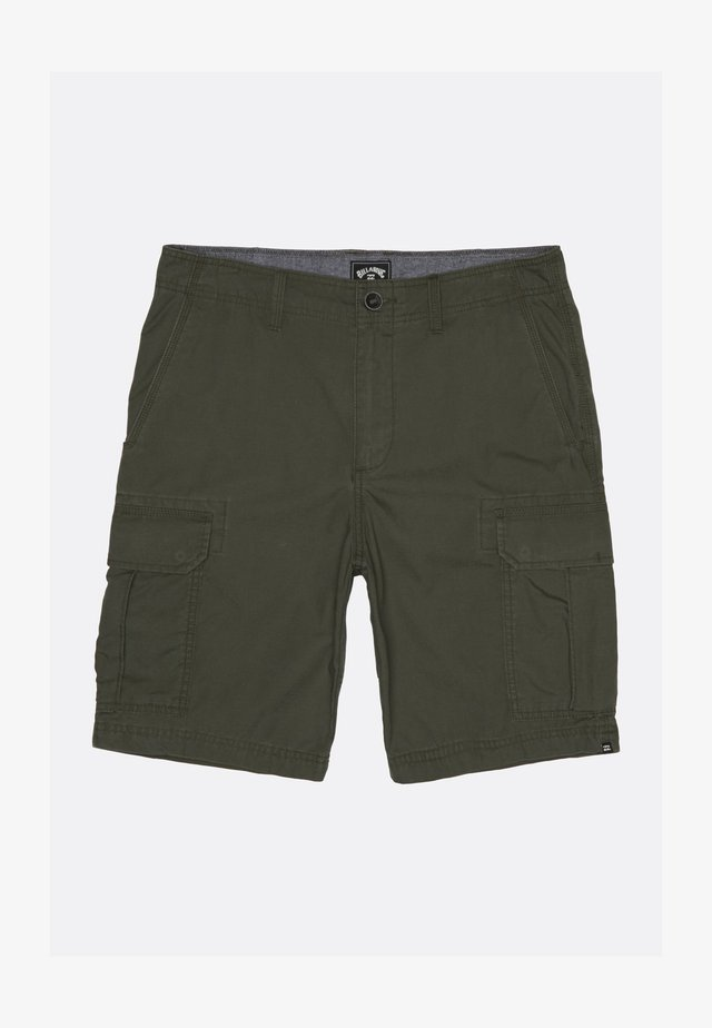 SCHEME  - Shorts - military