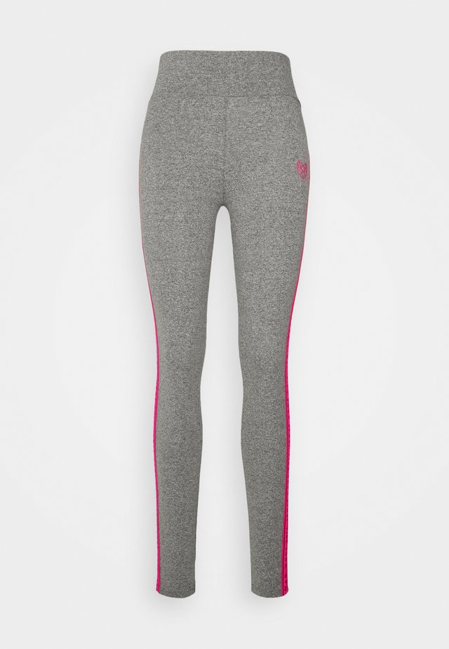 TANISHA TAPE LEGGING - Tights - grey