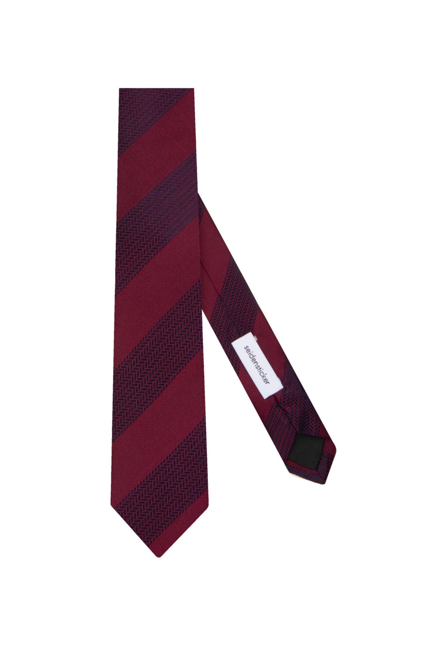 Seidensticker Krawatte - rot - Herrenaccessoires vlF2N