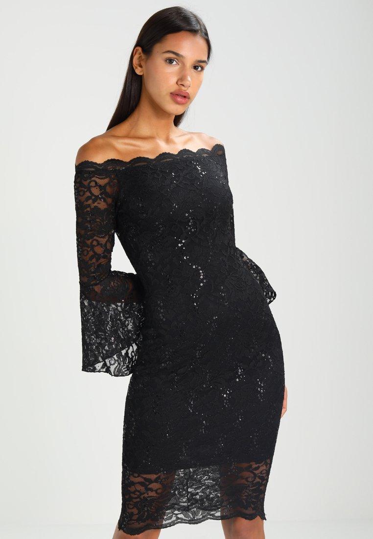 Sista Glam - VANESSA - Cocktail dress / Party dress - black