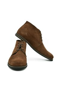 Fertini - Lace-up ankle boots - coffee brown - 2