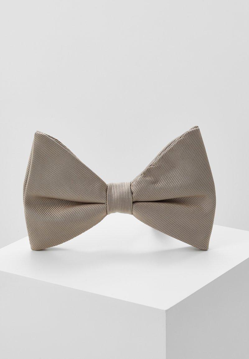 Burton Menswear London - DROOPY BOW - Vlinderdas - neutral